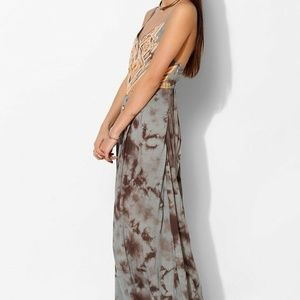 Ecote Urban Outfitters Tie & Dye Maxi Dress M